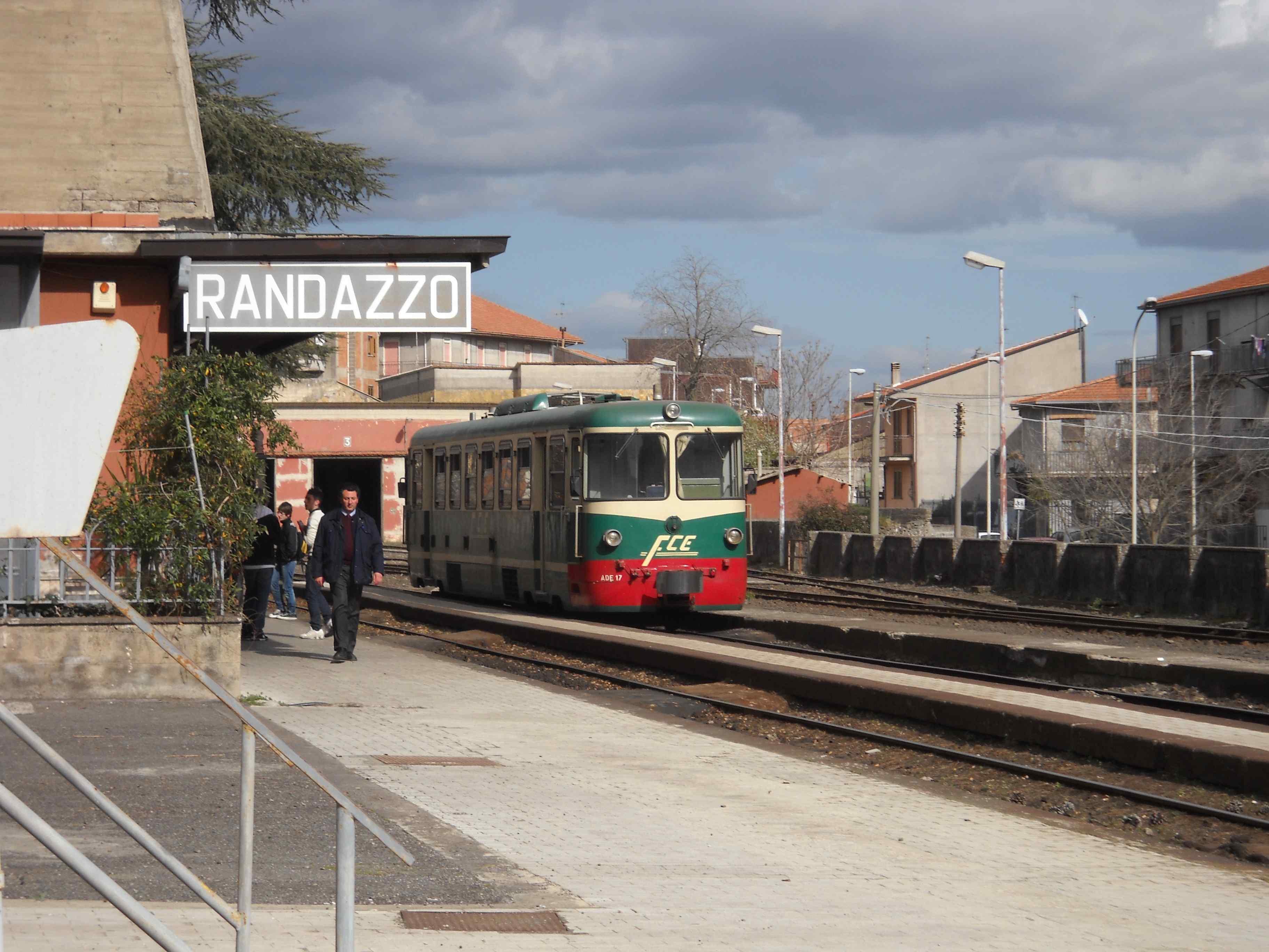 FCE - stanice Randazzo